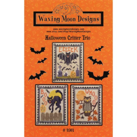 Waxing Moon Designs - Halloween Critter Trio