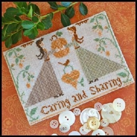 Little House Needleworks - Caring and Sharing