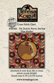 Teresa Kogut -  Dutch Farm Series - The Heifer