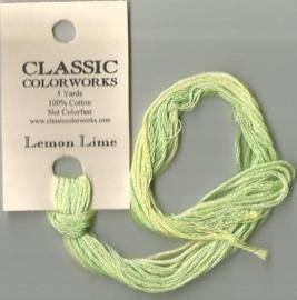 Classic Colorworks - Lemon Lime