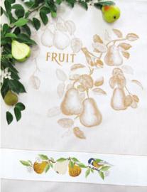 Theedoek - Fruit - Peren (Graziano)