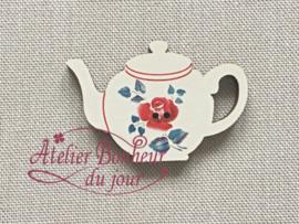 Atelier Bonheur du Jour - Digoin - Theepot
