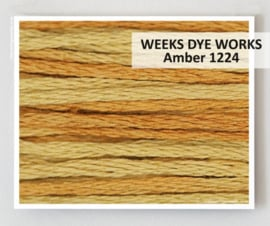 Weeks Dye Works - Amber