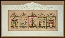 "Country Cottage Needleworks - ""Fall Festival"""