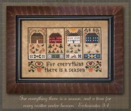 "Little House Needleworks - ""Four Seasons"""