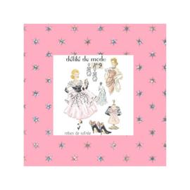 """Les Brodeuses Parisiennes - Défilé de mode nr. 9 - """"Robes de Soirée"""" (avondjurken)"""