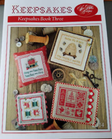 Sue Hillis Designs - Keepsakes - Book Three (deel 3)