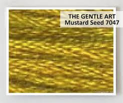 The Gentle Art - Mustard Seed