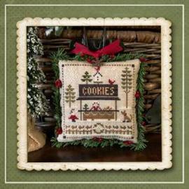 Little House Needleworks - Jack Frost's Tree Farm -   Cookies (Jack Frost nr. 7)