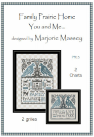 Marjorie Massey - Family Prairie Home - You and me ... (PR-13)