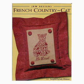 JBW Designs - French Country Cat (162)