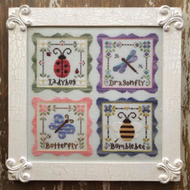 Country Cottage Needleworks - Garden Party