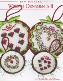 JBW Designs - Wreath Ornaments II (281)