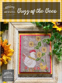 Stitching with the Housewives - Buzzy of the Bees