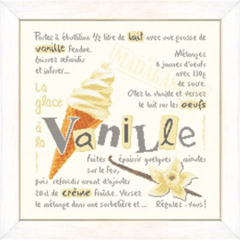 Lili Points - G033  - La glace à la Vanille (Vanille ijs)