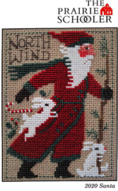 The Prairie Schooler - Santa 2020