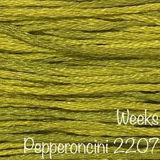 Weeks Dye Works - Pepperoncini