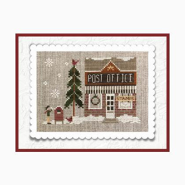 "Little House Needleworks  ""Post Office"" nr. 21 (Hometown Holiday)"
