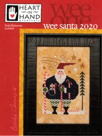 Heart in Hand - Wee Santa 2020