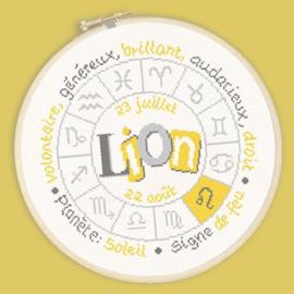 Lili Points - U008 - Lion