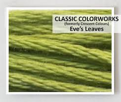 Classic Colorworks - Eve's Leaves