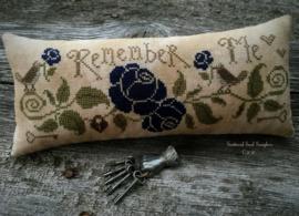 "Scattered Seed Samplers - ""Remember Me"" pinkeep"