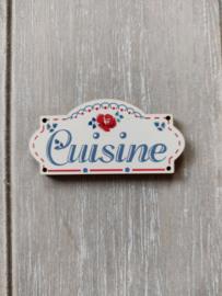 """Atelier Bonheur du Jour - Knop """"Digoin - Cuisine"""""""