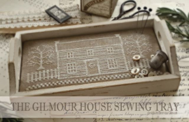 With thy needle & thread - The Gilmour House Sewing Tray