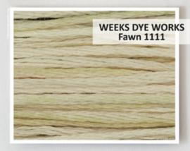 Weeks Dye Works - Fawn