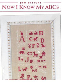 JBW Designs -  Now I know my ABC's