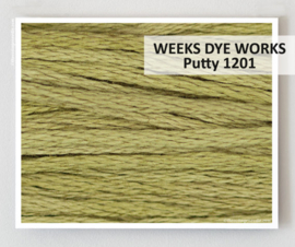 Weeks Dye Works - Putty