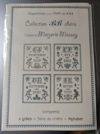 Marjorie Massey - Bébé Chéris - Saisons