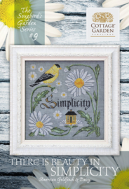 Cottage Garden Samplings - There is beauty in Simplicity (The Songbird's Garden nr. 9)