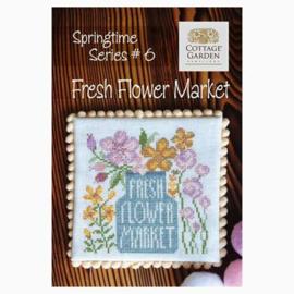 Cottage Garden Samplings - Fresh Flower Market (Springtime series nr. 6)