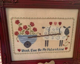 Thistles - Wool Ewe Be My Valentine