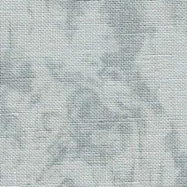 Zweigart - Belfast (12.6 dr/cm - 32 ct) - kleur 7729 (Vintage Belfast grijs gevlamd)