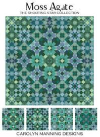 Carolyn Manning Designs - Moss Agate