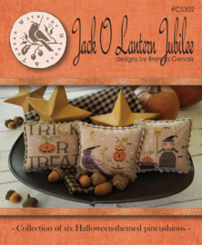 With thy needle and thread - Jack O Lantern Jubilee (Brenda Gervais)