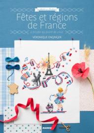 Livres - Fêtes et régions de France (Veronique Enginger)