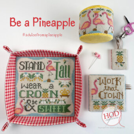 Hands on Design -  Be a Pineapple