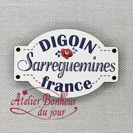 Atelier Bonheur du Jour - Digoin - Sarreguemines