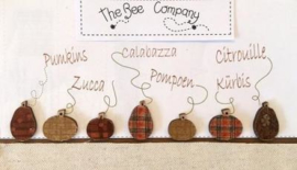 The Bee Company - Pompoenen (TBHA11)