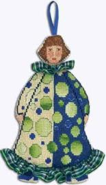 Le Bonheur des Dames - réf. 2645 (Schotse clown - dame)