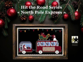 Twinpeak Primitives - Hit the Road Series - North Pole Express