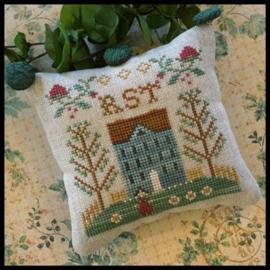 Little House Needleworks - ABC Samplers - Nr. 7 RST