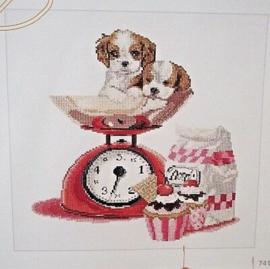 Thea Gouverneur - ref. 741A - Cupcake Puppy