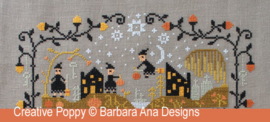 Barbara Ana Designs - Black Cat Hollow (part I)