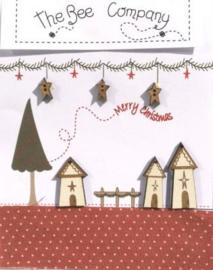 The Bee Company - Merry Christmas Village (TNB21)
