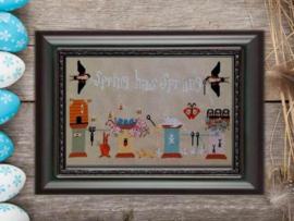 "Twinpeak Primitives - ""Stitching Spring"""