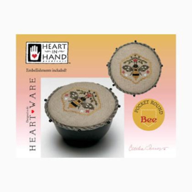 Heart in Hand - Pocket Round Bee